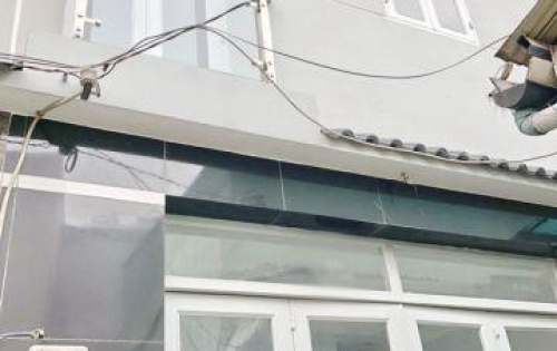 Bán nhà mới lầu sổ hồng chung 1113 Huỳnh Tấn Phát quận 7.