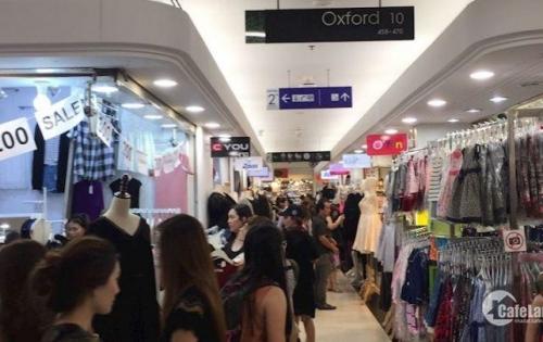 Bán gấp 2 lô thương mại bán quần áo , mỹ phẩm ,… 254tr