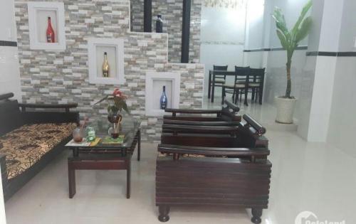 Cần bán nhanh nhà 1 lầu đúc hẻm 861 Trần Xuân Soạn, phường Tân Hưng, quận 7. Giá: 3.1 tỷ
