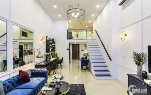 Căn hộ kết hợp tầng lửng - Thiết kế độc đáo, duy nhất quận 7 - Giá từ 1.5 tỷ/căn