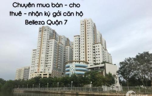Bán căn hộ đầy đủ nội thất tại Belleza Q7, 2PN, 2WC 92m2 giá rẻ chỉ 1.85 tỷ (VAT)