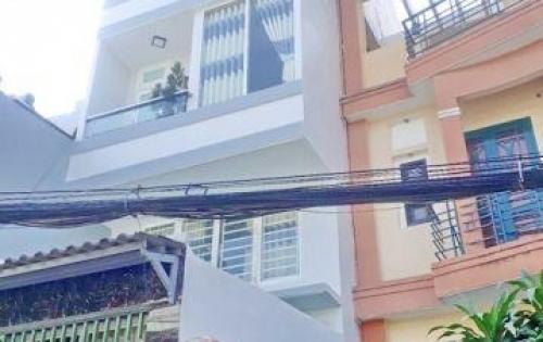 Bán gấp nhà 3 lầu mặt tiền hẻm 502 Huỳnh Tấn Phát, phường Bình thuận, quận 7. Giá: 6.28 tỷ