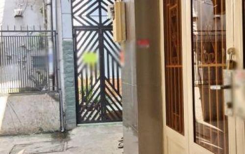 Bán nhà lầu đẹp hẻm 271 Lê Văn Lương quận 7.
