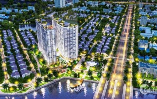 Căn hộ thông minh 4.0 liền kề Phú Mỹ Hưng, 128m2 đẹp nhất dự án