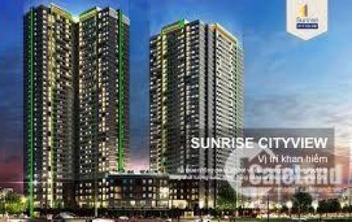 Sunrise city view chuyên nhượng giá tốt can 3Pn giá 3ty6