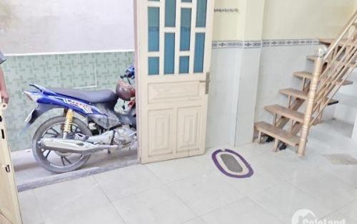 Bán nhà lầu mới đẹp hẻm 803 Huỳnh Tấn Phát quận 7.
