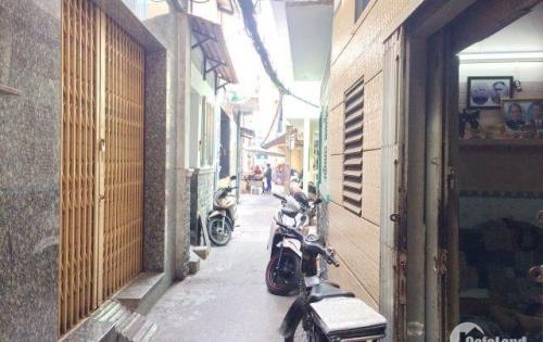Bán nhà 1 lầu hẻm 350 đường Tùng Thiện Vương Phường 13 Quận 8