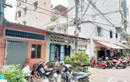 Bán nhà mặt tiền hẻm xe hơi đường Hưng Phú Phường  10 Quận 8