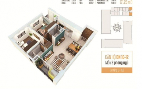 Chính chủ bán căn hộ Tara residence q8 chỉ 1,9 tỷ/ 2PN/71m NH hỗ trợ 85% nhận nhà T12/2018 Lh 0938677909