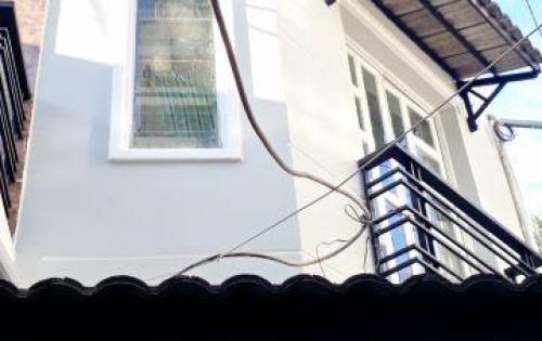 Bán nhà 2 lầu hẻm 441 đường Hưng Phú Phường 9 Quận 8