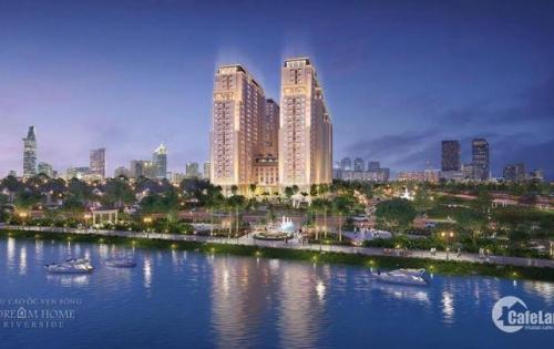 Chỉ với 180 triệu sở hữu ngay tổ ấm trong mơ, Dream Home Riverside, MT Nguyễn Văn Linh. 0777.929.257