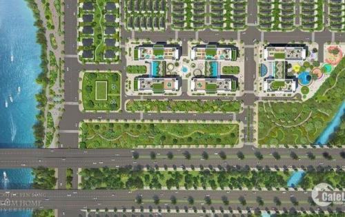 Dream Home Riverside, tháp đẹp nhất, view sông, 2 mặt tiền đường, chỉ TT 15%, 1tỷ2/căn 2PN