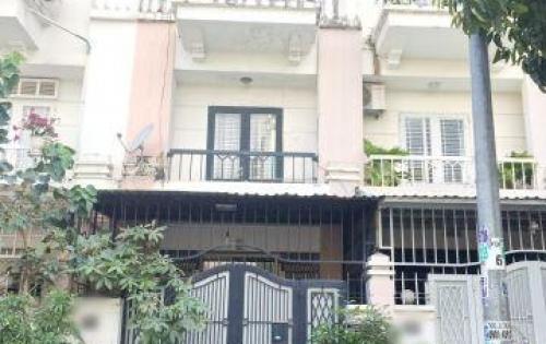 Bán nhà mặt tiền đường Võ Liêm Sơn Phường 4 Quận 8