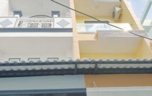 Bán đúp 2 căn nhà mới hẻm xe hơi Lô I đường Hưng Phú P.9 Quận 8