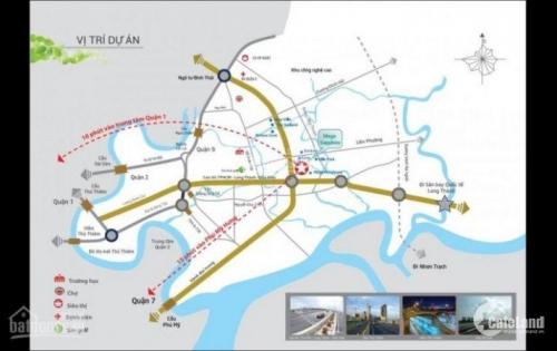 SAfira Khang Điền- chọn vị trí đẹp nhất dự án với giá giữ chổ chỉ 50trieu/căn