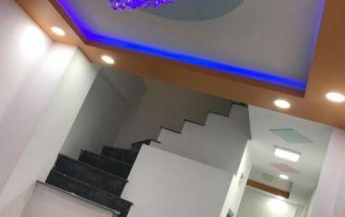 Bán gấp nhà 1/ hẻm 82 p. Tân Phú, 2 lầu 1 trệt.
