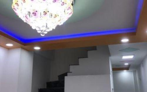Bán nhà mới 1trệt 2lầu, sàn 80m2 đường 138 Q9