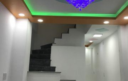 Bán nhà hẻm 82 p. Tân Phú, nhà 2 lầu 1 trệt.quận9