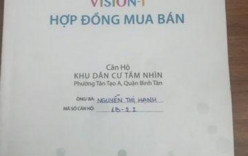 Căn hộ Cao cấp Trần Đai Nghĩa.