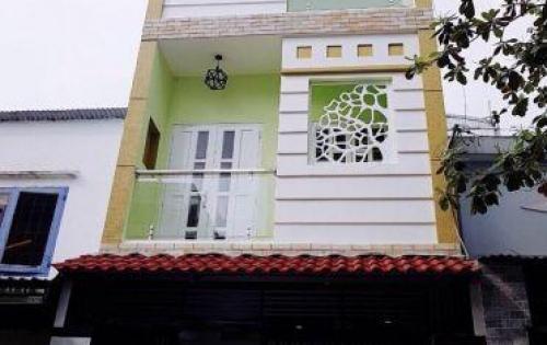 Bán nhà mới xây AEON MALL TÂN PHÚ 2 mặt tiền đường, sổ hồng riêng