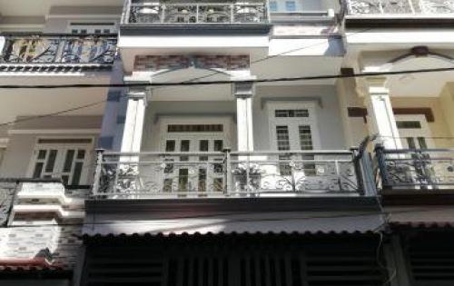 Bán nhà+ tặng nội thất 300tr nhà 4 tấm xây mới 184 Lê Đình Cẩn