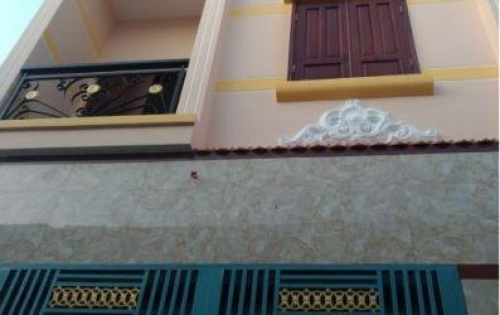 Bán gấp nhà mặt tiền đường số 1 Bình Tân giá 1,8 tỷ