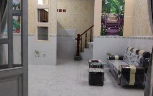 Nhà đẹp giá rẻ hẻm 5m Dt 4x9m full nội thất sổ hồng giá 1ty480.