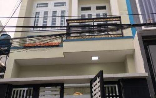 Bán nhà mới xây Bình Tân , EAON MALL Tân Phú, Sổ hồng riêng, hẻm xe hơi.