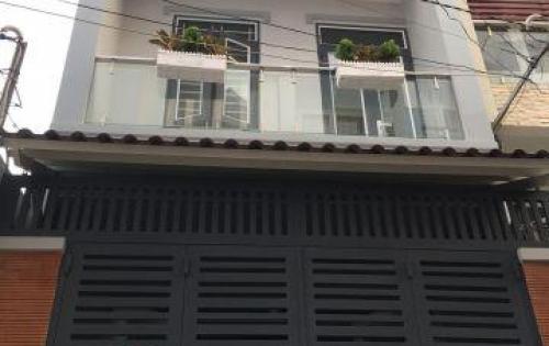 Bán gấp nhà hẻm 8m mới hiện đại,1/ đường số 14,1 lầu,nội thất cao cấp 4x11m,gần đường Lê Văn Quới