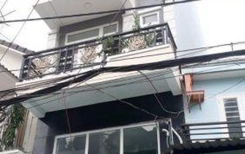 Bán nhà 3 tấm đường số 14 Bình Tân 68m2 giá 2,3 tỷ