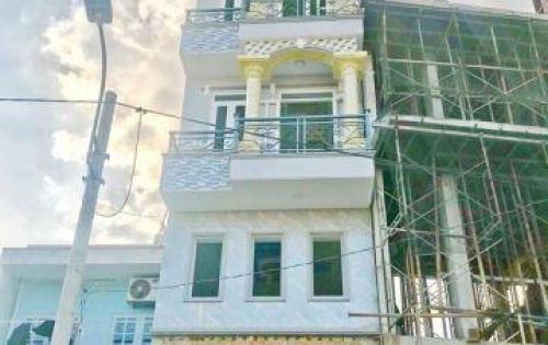 Bán nhà 3 lầu mới đẹp hẻm 184 Lê Đình Cẩn Bình Tân.