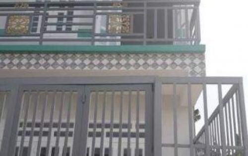 Nhà mới xây 1 trệt 2 lầu hẻm 5m full nội thất ,kcn vĩnh lộc Bình Tân.