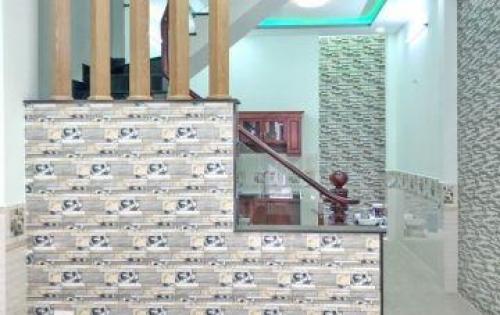 Bán nhà 3 lầu mới đẹp hẻm xe hơi 184 Lê Đình Cẩn Bình Tân.