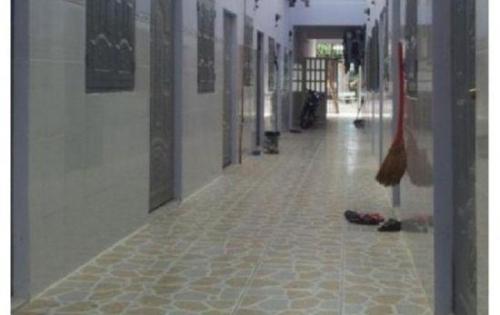 Bán dãy trọ 24 phòng đang cho thuê đường số 7, SHR, TN 50tr/tháng