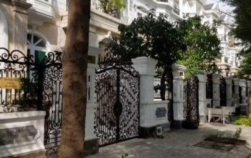Bán nhà phố Cityland Garden Hills gần Emark Phan Văn Trị, 6x19 có hầm.