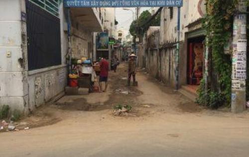 Bán nhà c4 HXH đường Lê Lợi p4 Q.GV -DT 5 x 20m  -Nhà năm ngay trung tâm quận ngay sát Phạm Văn Đồng  -Gần trường Đại Học CN4 -Tiện di chuyển vào sân bay