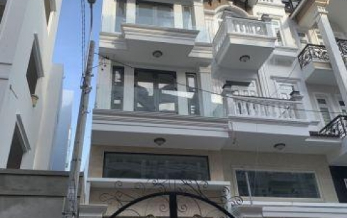 Bán nhà mới, vị trí đẹp, nội thất cao cấp nhập khẩu, Dương Quảng Hàm
