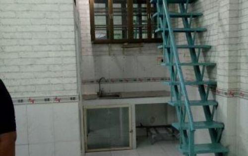 Nhà Nhỏ Xinh (2,8x5m) Hẻm 3m - Huỳnh Văn Nghệ F12