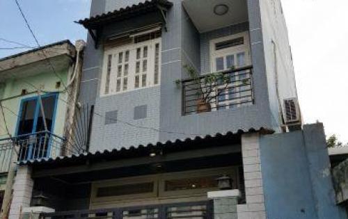 Bán nhà 1 trệt 2 lầu, tặng nội thất, vào ở ngay tại Nguyễn Văn Nghi,P7