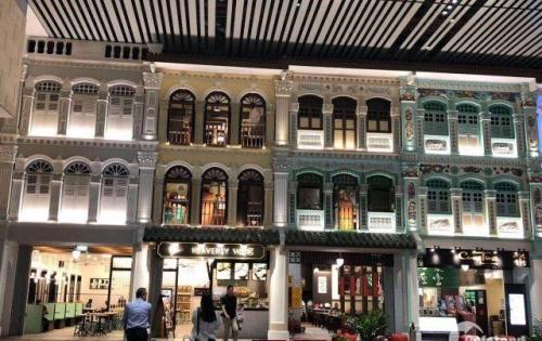 Tuyệt phẩm Shophouse sắp ra mắt lần đầu tại VN với mô hình kiểu mới lạ. Cơ hội sinh lời cực cao