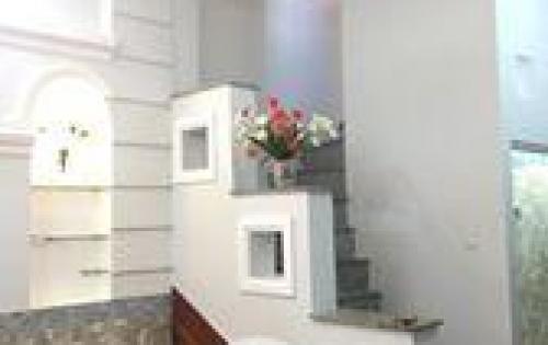 Bán nhà Cây Trâm quận Gò Vấp DT 3,6X11m giá 2,95 tỷ HẺM TO vào nhà.