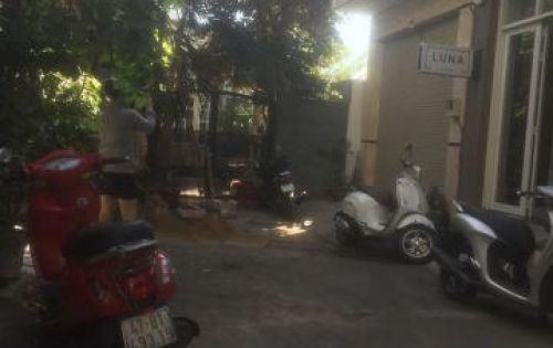 Cần bán nhà mặt tiền Hoa Lài Phú Nhuận 4x12 3L