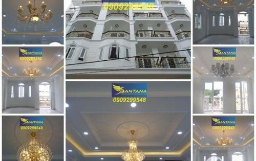 Bán nhà phố 4 lầu mới 100% (4,7mx11.5m) tiêu chuẩn Châu Âu đường Phùng Văn Cung, 4, Phú Nhuận