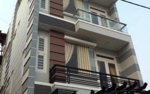 Bán nhanh nhà HXH 6m đường Hồ Văn Huê, Quận Phú Nhuận, DT 4*18m, giá 10 tỷ