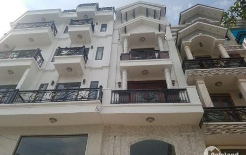 Cần bán gấp căn biệt thự phố liền kề cao cấp Đường Cống lở, p15, Q.Tân bình DT 4.5 x15m 4 lầu