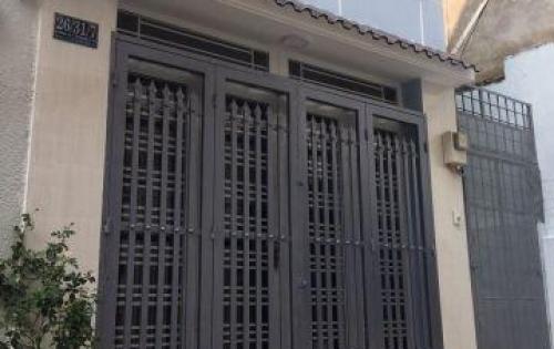 Nhà bán hẻm xe tải ni sư huỳnh liên 1 lầu phường 10 Tân Bình giá 5.2 tỷ thương lượng