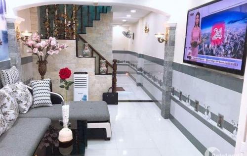 Nhà đẹp hẻm Nguyễn Trọng Tuyển