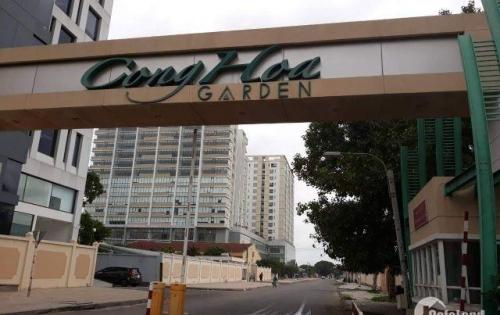 Mở bán căn hộ vị trí vàng Cộng Hòa Garden – MT Cộng Hòa giá 35tr/m2