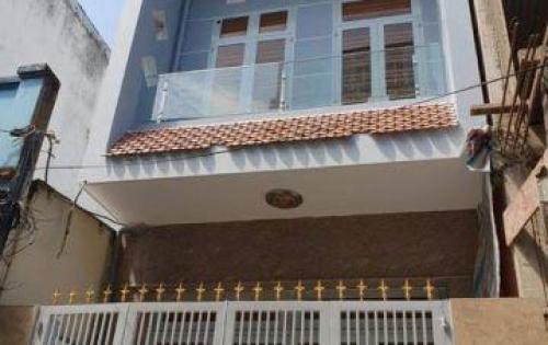 Chính chủ bán nhà 1 tr 2 lầu đường Phan Văn Sửu, p13, Tân Bình, 4x10m, 3 tỷ