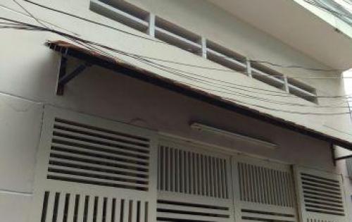 Nhà Đường Nguyễn Háo Vĩnh Quận Tân Phú 5 x 11 nhà 1 lầu giá bán 4,3 tỷ